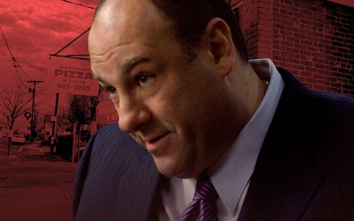 La déviance dépeinte avec réalisme dans les Sopranos.